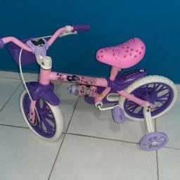 Bicicleta aro 12 feminina