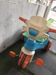 triciclo bandeirantes infantil