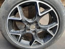 Roda focus titanium