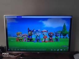 "Smart Tv 3D Led 42"" Philips"