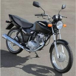 Aluguel de motos por apenas R$160,00 semanais