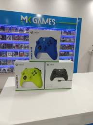 Título do anúncio: Controle Xbox One/Series S X - Pronta Entrega - Aceitamos Cartões até 12x