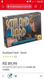 Título do anúncio: Jogo Scotland Yard grow