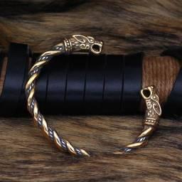 Título do anúncio: Bracelete Viking- aço inoxidável