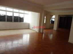 Título do anúncio: Apartamento com 3 dormitórios à venda, 180 m² por R$ 750.000,00 - Gonzaga - Santos/SP