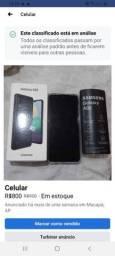 Título do anúncio: Samsung Galaxy A02 Novo