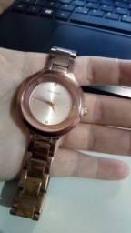 Relógio Technos rosê