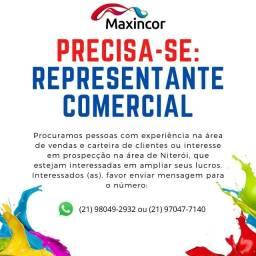 Título do anúncio: Representante Comercial
