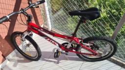 Bicicleta Caloi Wild XS 7V