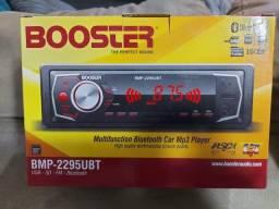 Radio Booster Bluetooth