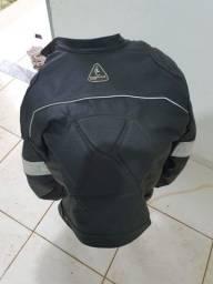 Jaqueta Esportiva em Couro legítimo