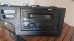 Rádio 2 din Bluetooth USB alpine