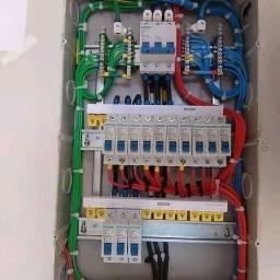 Eletrica predial eletricista prédial