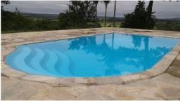 RM - piscina de fibra 6m