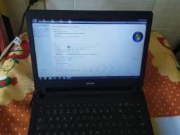Notebook positivo Core i3 3 geração