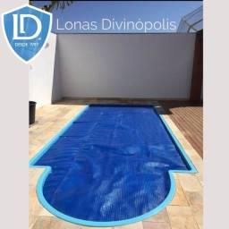 Lona Térmica Bolha para piscina 300 Micras 6 x 3 Nova