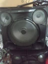 vendo 4 caixas acustica samsung  do MX-FS8000