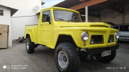 Pickup Willys F 75