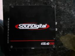 Força automotiva soundigital EVO