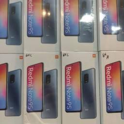 Liquidação! Redmi note 9S da Xiaomi.. Novo Lacrado com Pronta entrega