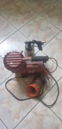 Compressor c/pistola