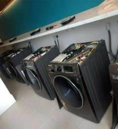Consertos máquina de lavar e lava e seca
