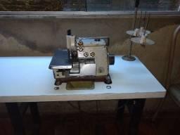 Máquina de costura Orveloque Ponto Cadeia