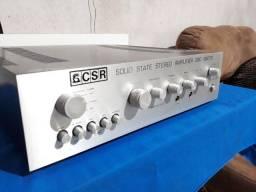 AMPLIFICADOR CSR AL-9280 RARÍSSIMO