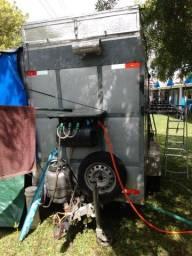 Reboque trailer para camping