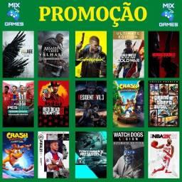 PROMOÇÃO DE JOGOS XBOX ONE S/X