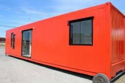 Título do anúncio: Casa container alto padrão de luxo