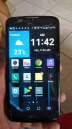 Celular LG K10 16 g