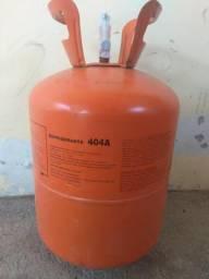 Cilindro de gás R404