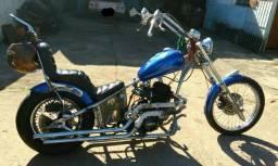 Moto Chopper Yamaha Importada