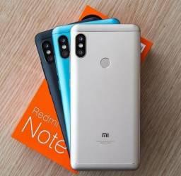 Xiaomi Redmi Note 5 32gb 3gb 5,99''brindes+lacrado+capa+pelicula