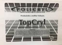 Impermeabilizante Topcryl, CX 20 Kg