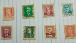Selos antigos brasileiros
