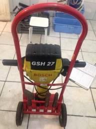 BOSCH GSH 27 (30 kg)