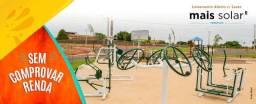Terreno Mais Solar - Liberado p/ Construir
