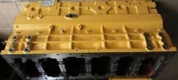 Bloco motor C6.4 caterpillar