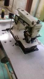 Máquina de costura cós 4 agulhas kansai