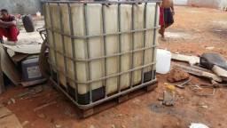 2 caixas de 1000 litros