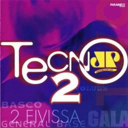 Cd Tecno Jovem Pan vol 2 1997 (O Melhor do Dance 90's)