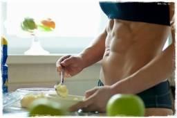 Emagreça com qualidade - alimentação fitness