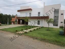 REF 2560 Lindo sobrado 5 dormitórios em condomínio fechado, Imobiliária Paletó