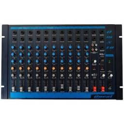 Mesa mixer 12 canais Oneal