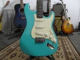 Guitarra Strato Giannini Fender Squier Captadores Alnico V