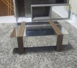 Mesa de centro espelhada pronta entrega L:50cm C:80cm A:20cm ????.
