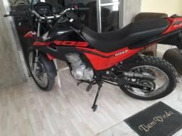 Moto bros esdd 160 2018 nova - 2018