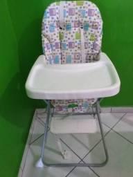 Cadeira para alimentar bebê
